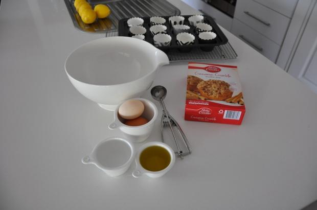 LTL - Baking Love - Packet Mixes