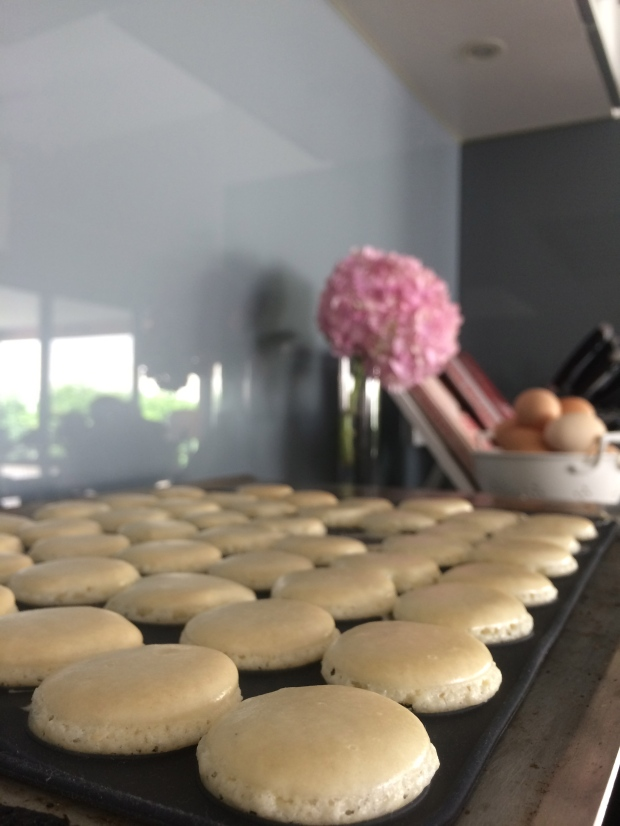 LTL - almond macarons