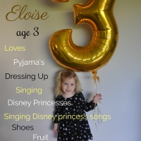 little love: eloise - three