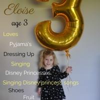 little love: eloise - three
